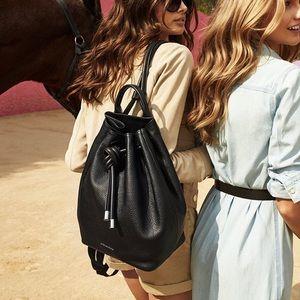 Michael Kors Dalia leather backpack